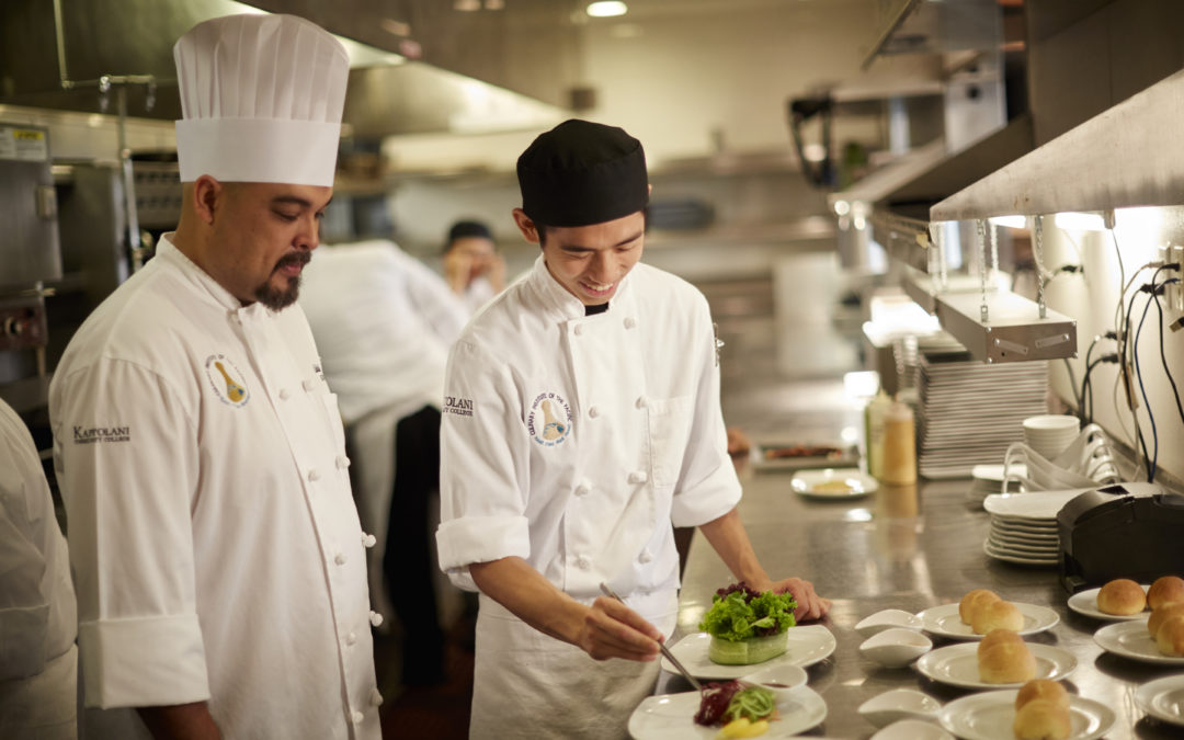 Hawaii Cook Apprenticeship Program